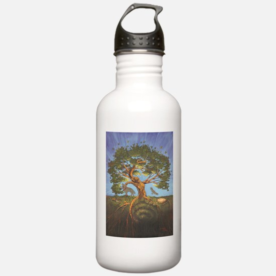 Cute Metaphysical Water Bottle