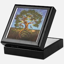 Funny Tree of life Keepsake Box