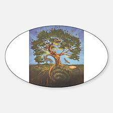 Unique Katie Sticker (Oval)