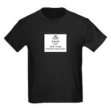Keep Calm and Trust Your Otolaryngologist T-Shirt