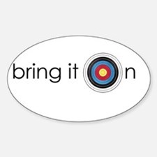 archery - bring it on Decal