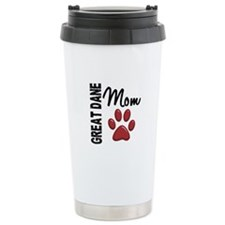 Great Dane Mom 2 Travel Mug