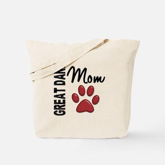 Great Dane Mom 2 Tote Bag