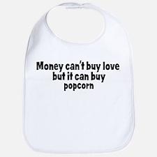 popcorn (money) Bib
