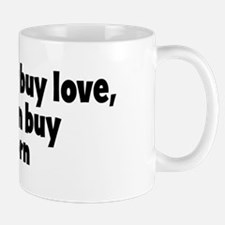 popcorn (money) Mug