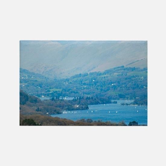 windermere hills Rectangle Magnet