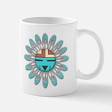 Hopi Sunface Mug