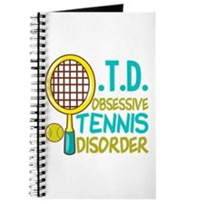 Funny Tennis Journal