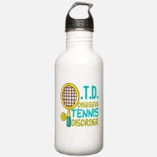 Funny Tennis Water Bottle