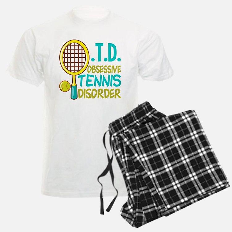 Funny Tennis Pajamas