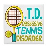 Funny tennis Drink Coasters