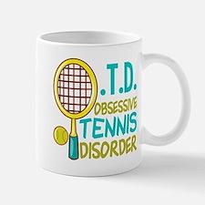 Funny Tennis Mug