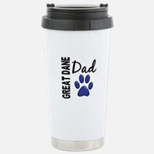 Great Dane Dad 2 Travel Mug