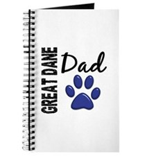 Great Dane Dad 2 Journal