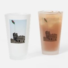 welsh red dragon flag Drinking Glass