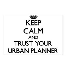 Keep Calm and Trust Your Urban Planner Postcards (