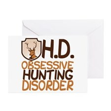 Funny Hunting Greeting Cards (Pk of 20)