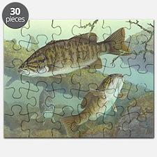 underwater bass fishing Puzzle
