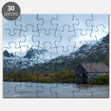cradle mountain and boatshed Puzzle