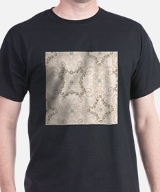 Vintage Antique Victorian Flourish T-Shirt