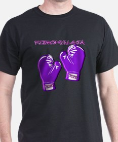 FIBROMYALGIA FIGHT HOPE T-Shirt