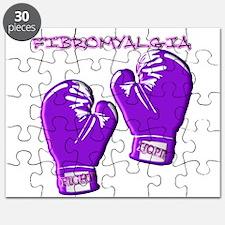 FIBROMYALGIA FIGHT HOPE Puzzle