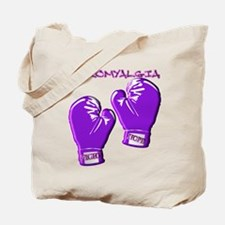 FIBROMYALGIA FIGHT HOPE Tote Bag