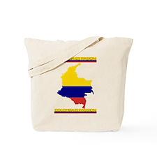 Colombia es pasion Tote Bag