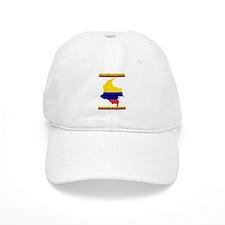 Colombia es pasion Baseball Cap