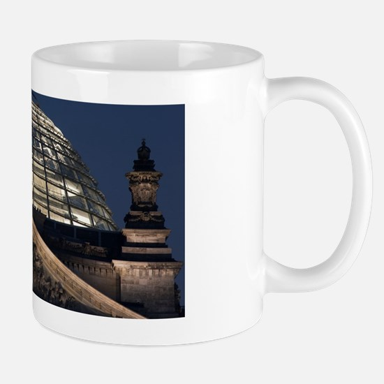 Glass dome of the Reichstag building Mug