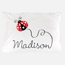 Ladybug Madison Pillow Case