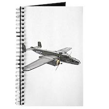 B-25 Bomber Journal