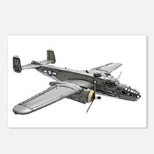 B-25 Bomber Postcards (Package of 8)