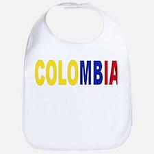 Colombia tricolor name Bib