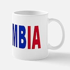 Colombia tricolor name Mug