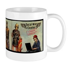 Twc Warrior Community Mugs