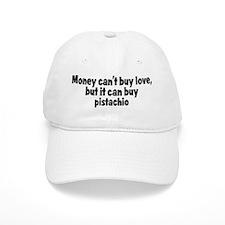 pistachio (money) Baseball Cap