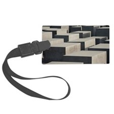 berlin memorial blocks Luggage Tag