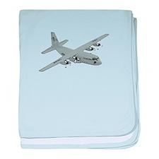 C-130 baby blanket