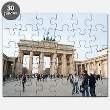 Unter den Linden, Brandenburg Gate Puzzle