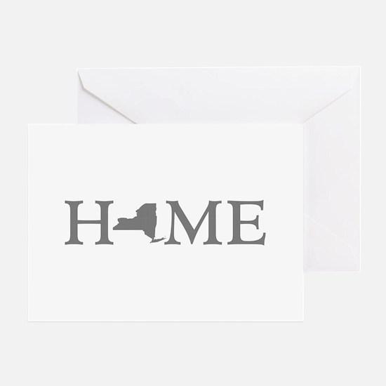 New York Home Greeting Card