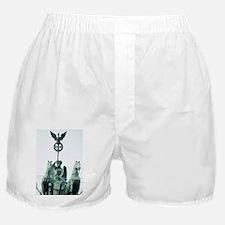 Quadriga, Brandenburg Gate, Berlin Boxer Shorts