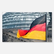 German flag or Bundesflagge Decal