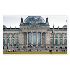 Reichstag building, Berlin, Ge Decal