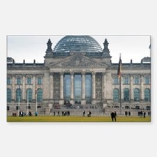 Reichstag building, Berlin, Ge Decal