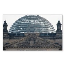Glass dome of the Reichstag bu Decal