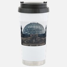 Glass dome of the Reich Travel Mug