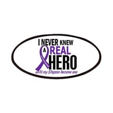 Cystic Fibrosis Real Hero 2 Patches
