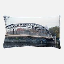 Bridge over the River Spree, Berlin Pillow Case