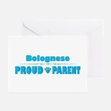 Bolognese Parent Greeting Cards (Pk of 10)